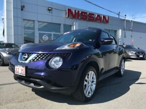 2015 Nissan Juke SV All Wheel Drive with Only 52,000 KM!!!