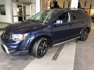 2018 Dodge Journey Crossroad AWD BLUE