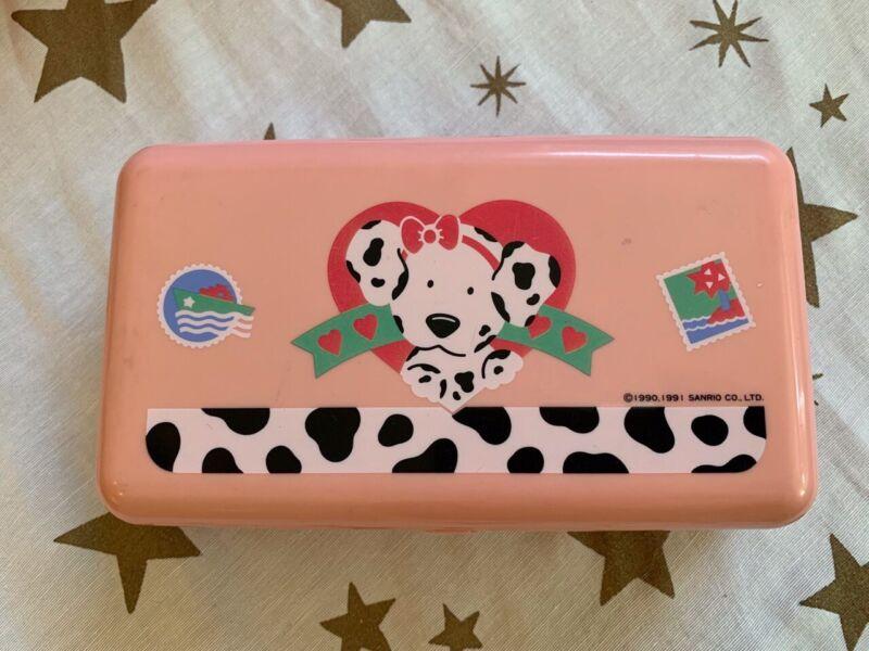 Sanrio Spotty Dotty Pink Vintage Jewelry Box