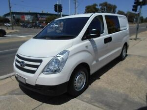2015 Hyundai iLOAD TQ3-V Series II MY16 White 5 Speed Automatic Van Fyshwick South Canberra Preview