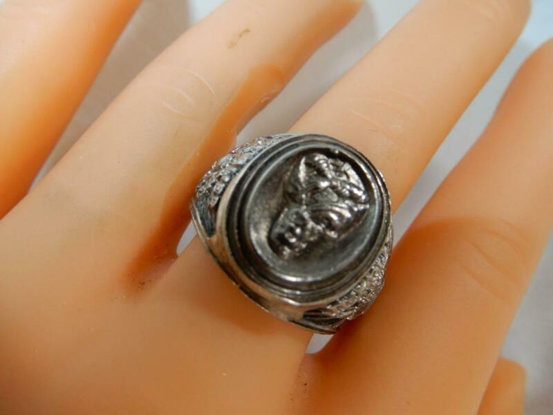 Demolay  Chelvalier sterling silver ring size 9.5