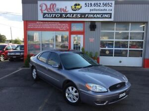 2006 Ford Taurus SEL|SUNROOF|LOW KMS!