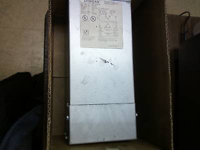 Dongan Industrial Control Transformer 85-1040sh Single Phase Used Warranty