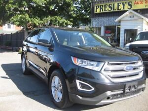 2015 Ford Edge SEL AC AWD Htd Seat Reverse Cam Back up PL PM PW