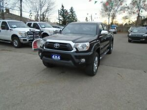 2014 Toyota Tacoma LIMITED DOUBLE CAB