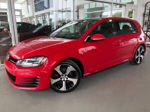 2015 Volkswagen Golf GTI Autobahn low millage