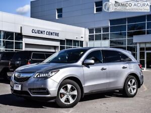 2016 Acura MDX AWD Leather roof 7 SEATER CLEARANCE PRICE!