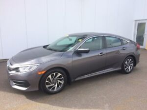 2016 Honda Civic Sedan EX Really nice clean car and extended war