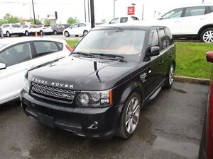 2012 Land Rover Range Rover Sport SUPERCHARGED 33747KM!