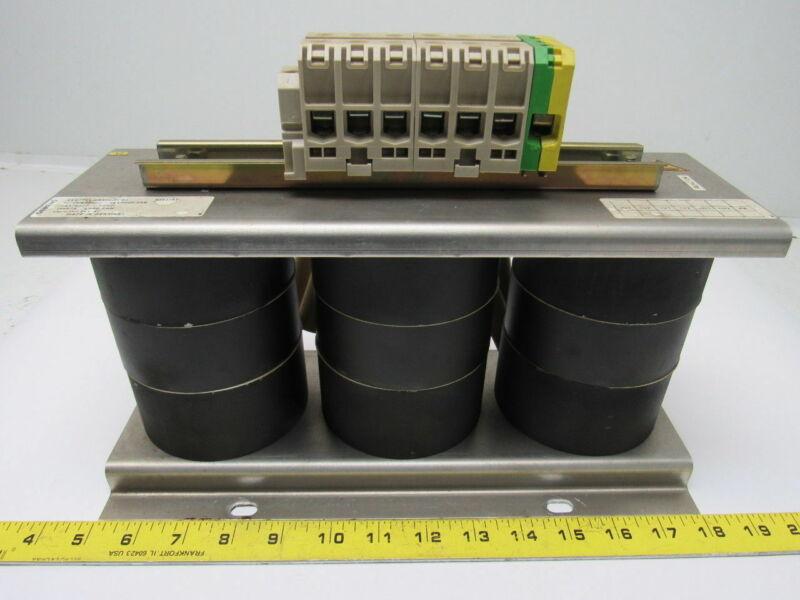 Siemens 6SN111-0AA00-0CA0 Choke Line Reactor Hyundai  HIT-155 CNC
