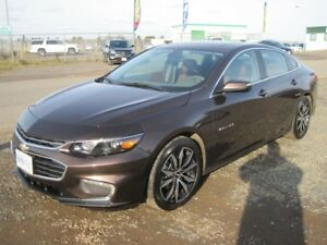 2016 Chevrolet Malibu LT True North
