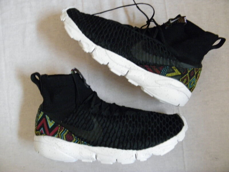 00ace7009e24 Nike Air Footscape Magista BHM Black History Month Rouesting Flyknit s 11  DS NEW