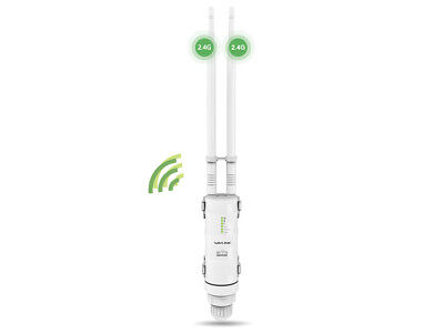 Wavlink Outdoor Wireless-N Repeater&High Power,300Mbps Wifi Range Extender