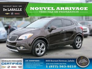 2014 Buick Encore AWD Excellent Condition..!