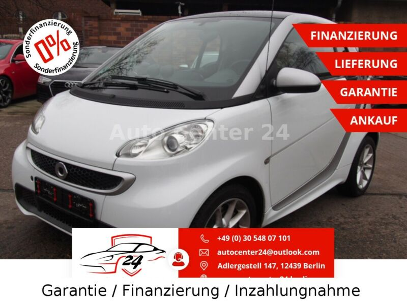 Smart fortwo coupe electric drive inkl. Batterie