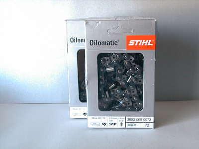 2x40cm Stihl Rapid Micro Kette für Solo 643IP Motorsäge Sägekette .325 1,5