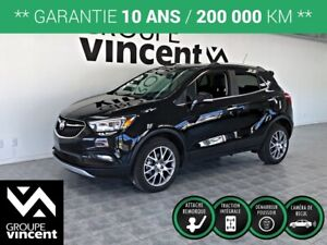 2017 Buick Encore SPORT TOURING AWD **GARANTIE 10 ANS**