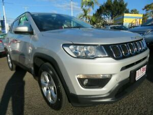 2018 Jeep Compass M6 MY18 Longitude FWD Silver 6 Speed Automatic Wagon Mount Gravatt Brisbane South East Preview