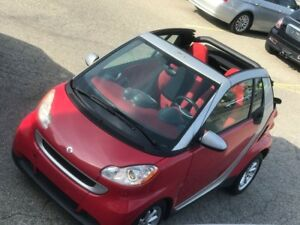 2009 Smart fortwo CONVERTIBLE - ONE OWNER-SAFETY&WARRANTY INCL