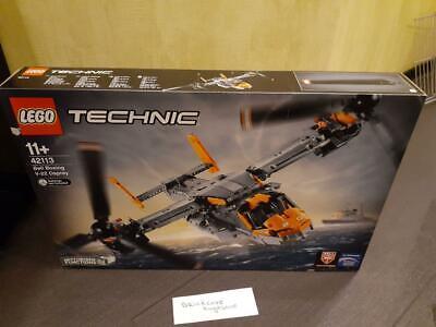 Lego Technic 42113   Osprey Bell Boeing V22   CANCELED   RARE   MISB!