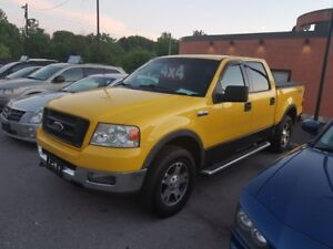 2004 Ford F-150 FX4 - LOADED! LEATHER, 4X4