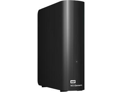 WD 8TB Elements Desktop Hard Drive - USB 3.0 - WDBWLG0080HBK