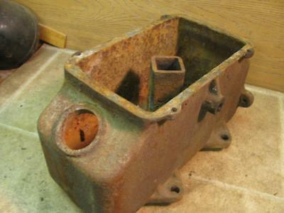 1923 Fordson Model F Tractor Air Washer Bowl Base