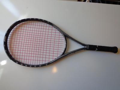 Prince EXO3 Silver 118 head 8.8oz 4 1/8 grip Tennis Racquet