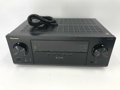 Pioneer VSX-LX102 Elite Audio & Video Component Receiver Black