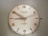 NEW OLD STOCK FELSA 294 MEN/'S WRISTWATCH 17J WIND-UP MOVEMENT FOR PARTS REPAIR