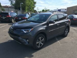 2018 Toyota RAV4 XLE 2018 RAV4 DEMo with RATs as low as 0.49% or