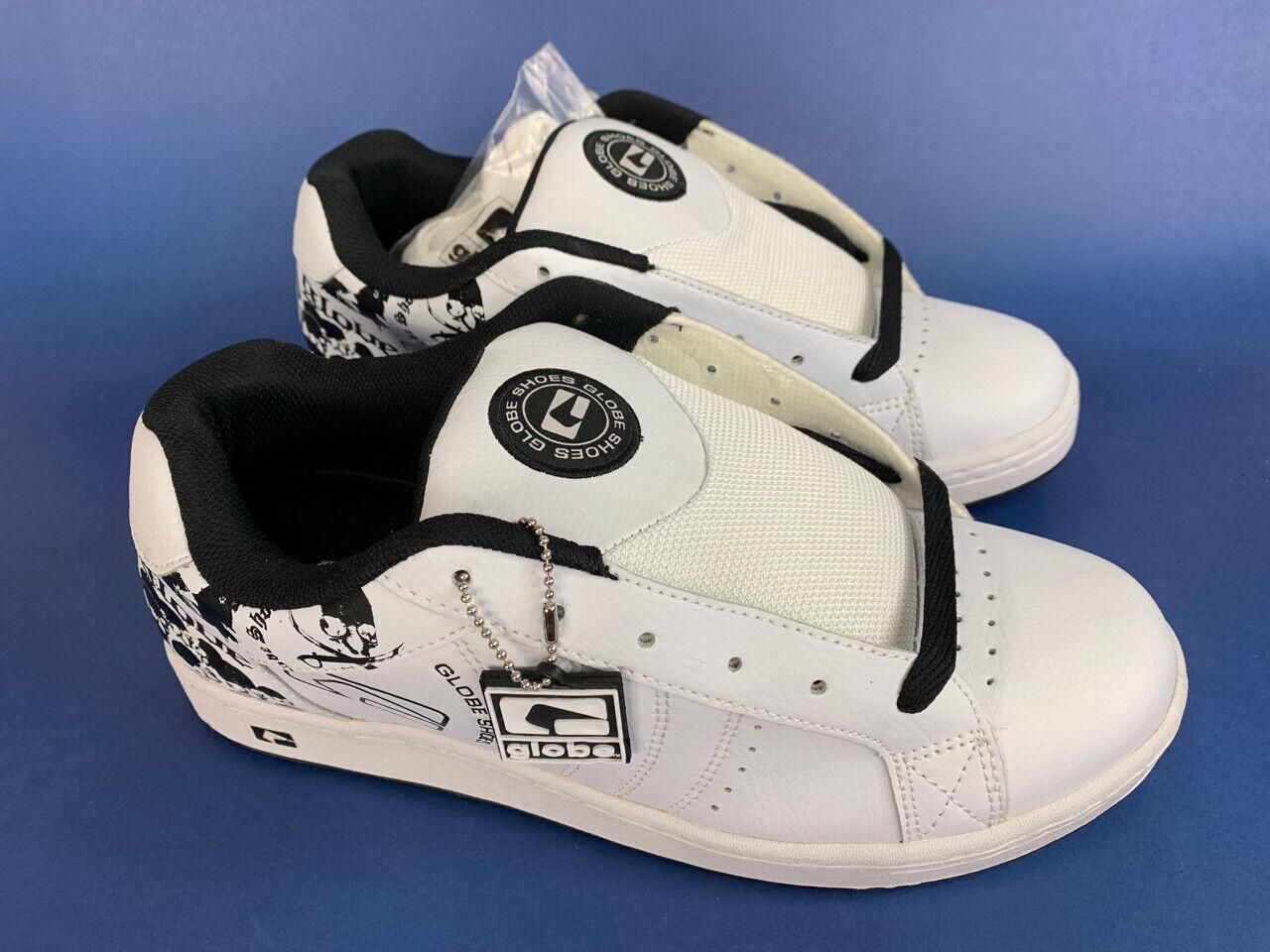 NEW GLOBE FOCUS Skateboard Skate Shoes Mens Size 11.0 NOS No