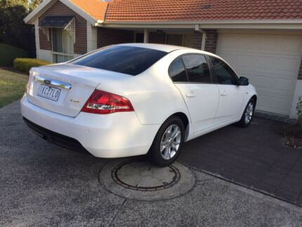 2011 Ford Falcon FG ( LPG only) with rego & RWC Hampton Park Casey Area Preview