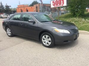 2007 Toyota Camry LE,4CYL,AUTO,SAFETY+3YEARS WARRANTY INCLUDED