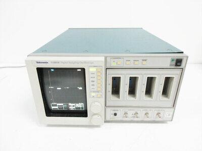 Tektronix 11801b Dso Digital Sampling Oscilloscope Dc