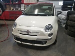 2012 Fiat 500 CONVERTIBLE LOUNGE, A/C, CRUISE, BLUETOOTH VERY LO