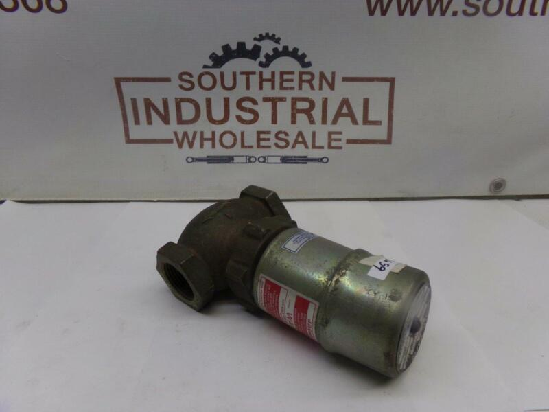 Gould Valve Q-3 120V 5-150PSI 14W Air And Water Solenoid Valve