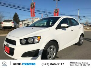 2013 Chevrolet Sonic LT AUTO..AIR...NEW TIRES...NEW BRAKES...REM