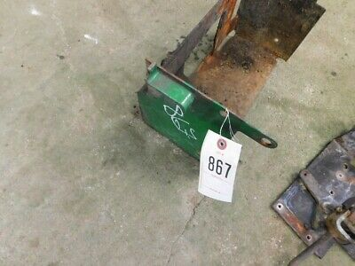 John Deere 4430 Tractor Left Side Battery Box Panel Tag 867
