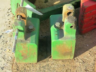John Deere Tractor 2955-4040 70kg Block Weights Part L38452 Stock 90592
