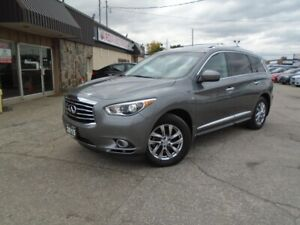 2015 Infiniti QX60 AWD NAVIGATION NO ACCIDENT LOADED 1 OWNER