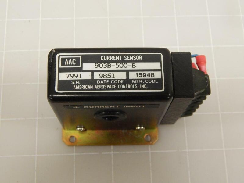 American Aerospace Controls 903B-500-B Current Sensor T71102