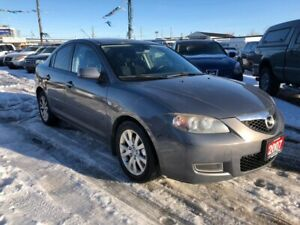2007 Mazda Mazda3 GS, Accident Free, Certified, Warranty