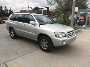 2006 Toyota Highlander LIMITED,AWD,LEATHER,SAFETY+3YEARS WARRANT