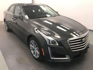 2017 Cadillac CTS 3.6L Luxury HEATED & COOLED LEATHER, SUNROO...