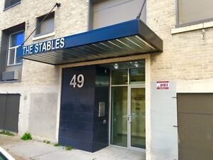 FURNISHED 1 bedroom suite located in downtown Winnipeg!