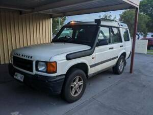 Land Rover Discovery 2 TD5 AUTO - Van