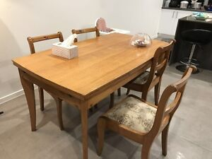 Dining table (expendable) New Farm Brisbane North East Preview