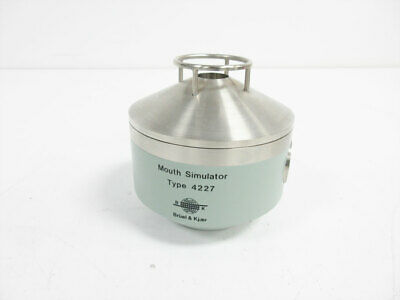 Bk 4227 Mouth Simulator - Bruel Kjaer - Steel
