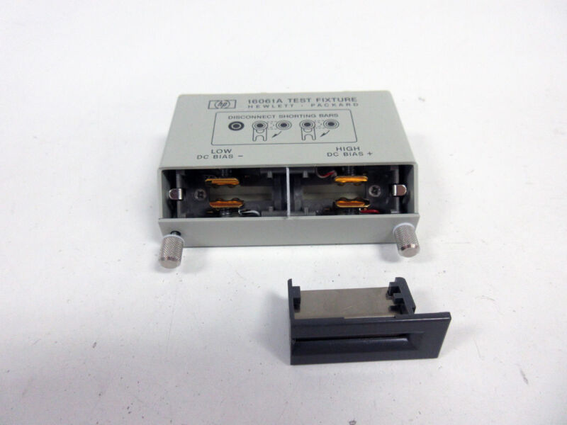 HP 16061A TEST FIXTURE - PARTS